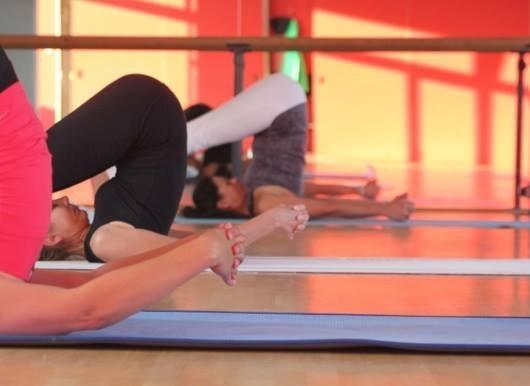 yoga-gruppe