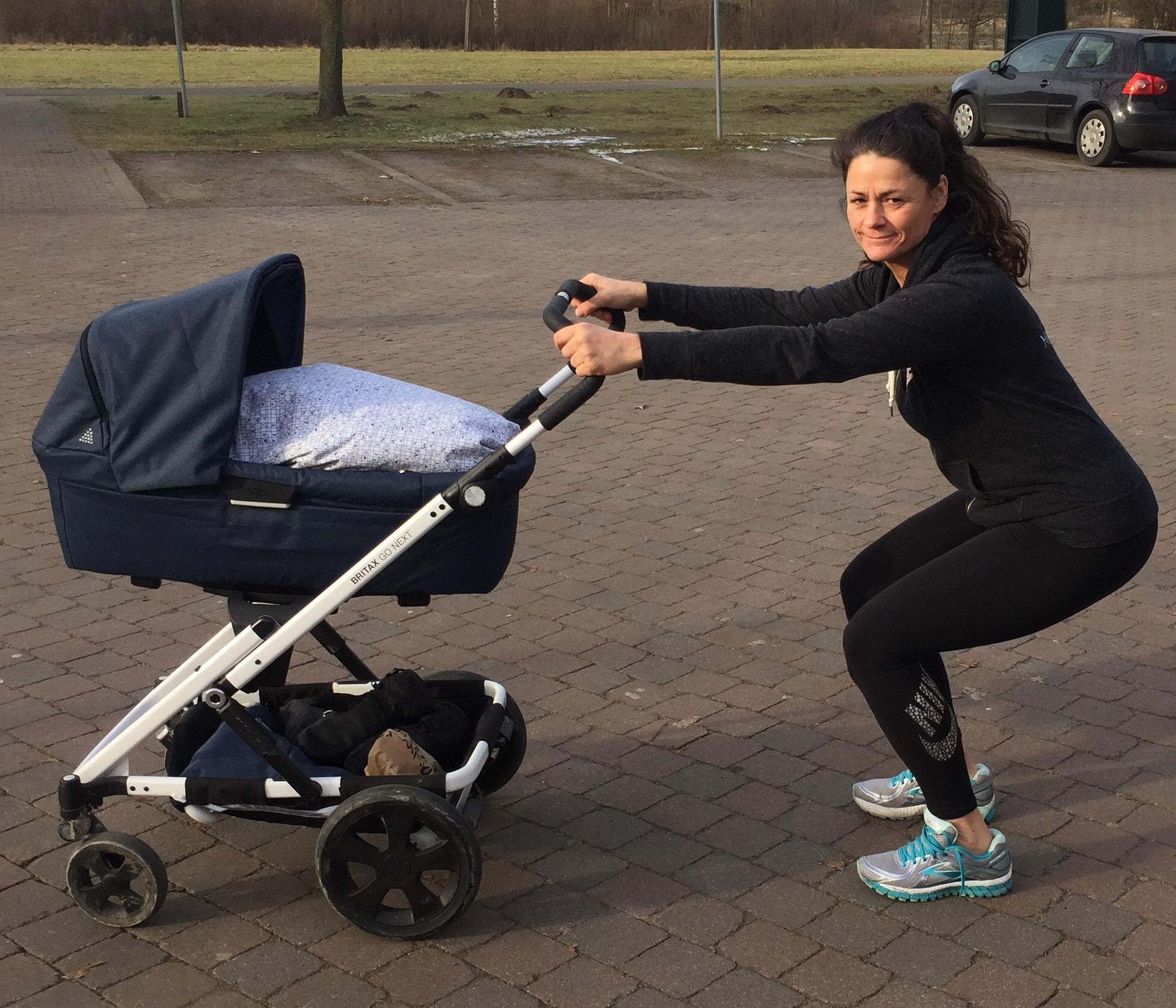 Rückbildungsgymnastik Rückbildung Mama-Kurs